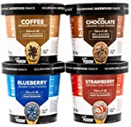 Hello Puddin' Chia Company - Sampler Pack - Four Flavors