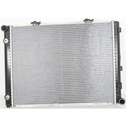 Evan-Fischer EVA27672032220 Radiator for MERCEDES BENZ 190E 84-93 2.3L Gas