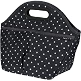 PackIt Freezable Traveler Lunch Bag, Polka Dots