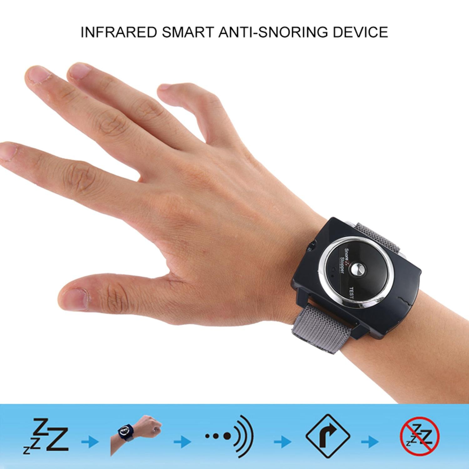 Image result for natural biofeedback  anti snoring