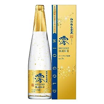 amazon co jp 宝酒造 澪gold スパークリング清酒 日本酒 兵庫県