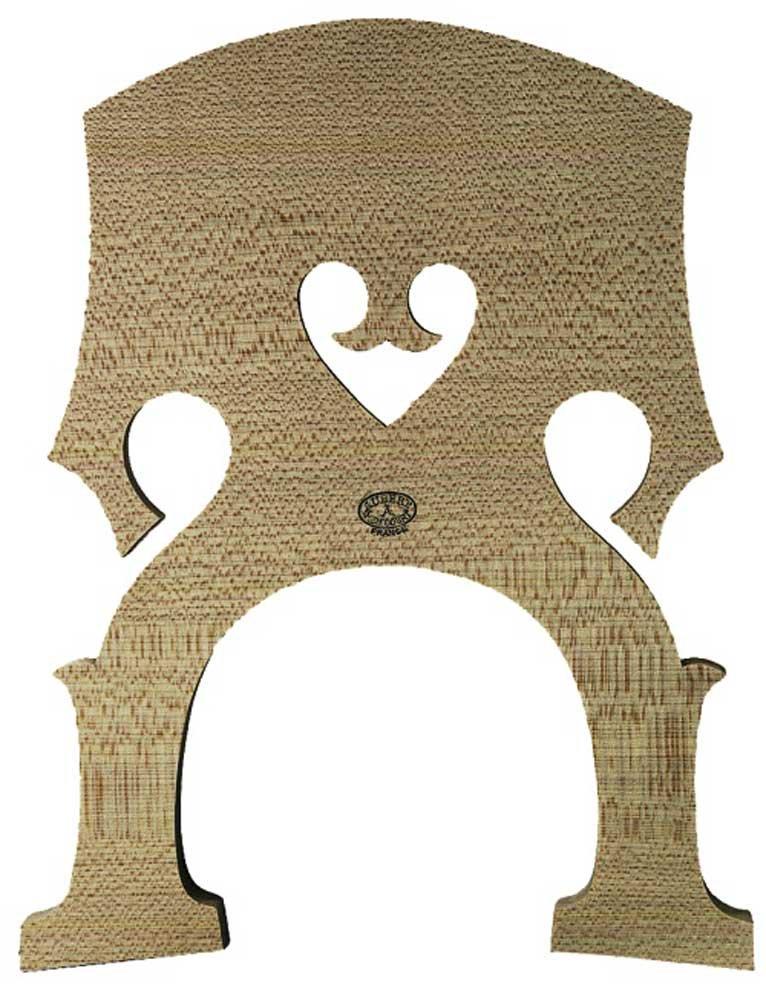 Aubert Double bass Bridge - Luthier bridge model 4/4 5-string