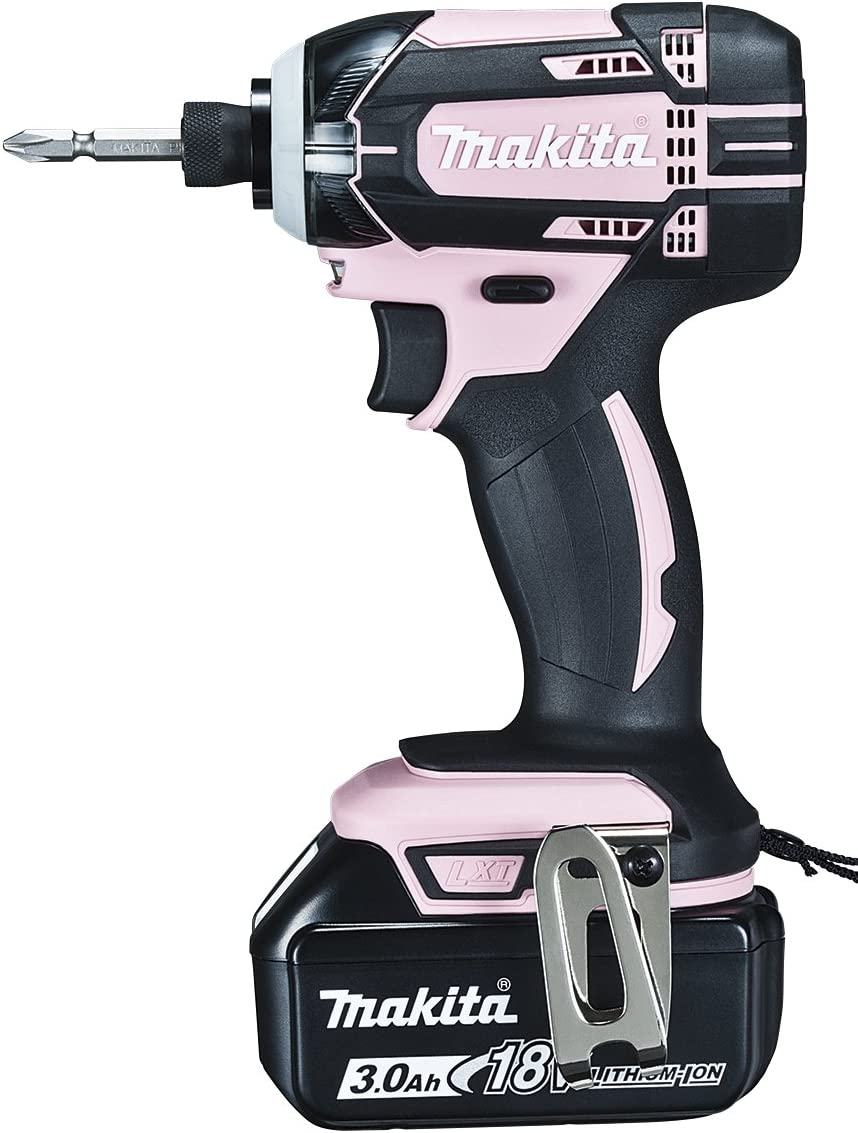 マキタ インパクトドライバTD149(18V)ピンク