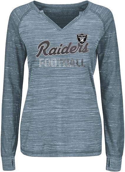 oakland raiders womens shirts
