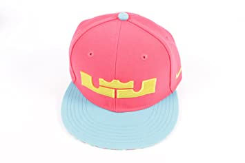 huge selection of 56da6 4d0d7 Nike Lebron James TRUE FRUITY PEBBLES Snapback Hat YOUTH ...