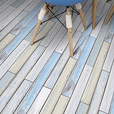 Jy Art Dalle Pvc Adhesive Sol Bleu Gris Stickers Carrelage Sol Pvc Rouleau 20 500cm Comptoir Cabinet Decoration De Dortoir Cuisine Salle De Bains 20 500cm Amazon Fr Cuisine Maison