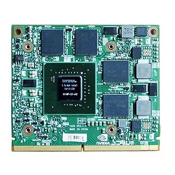 2GB GDDR5 Graphics Video Card for Dell Precision M4600 M4700 M4800