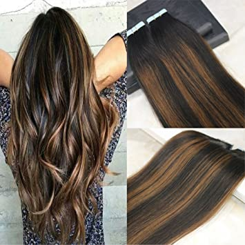 Amazon Hairdancing 20 Dip Dye Balayage Ombre Color 1b To 4