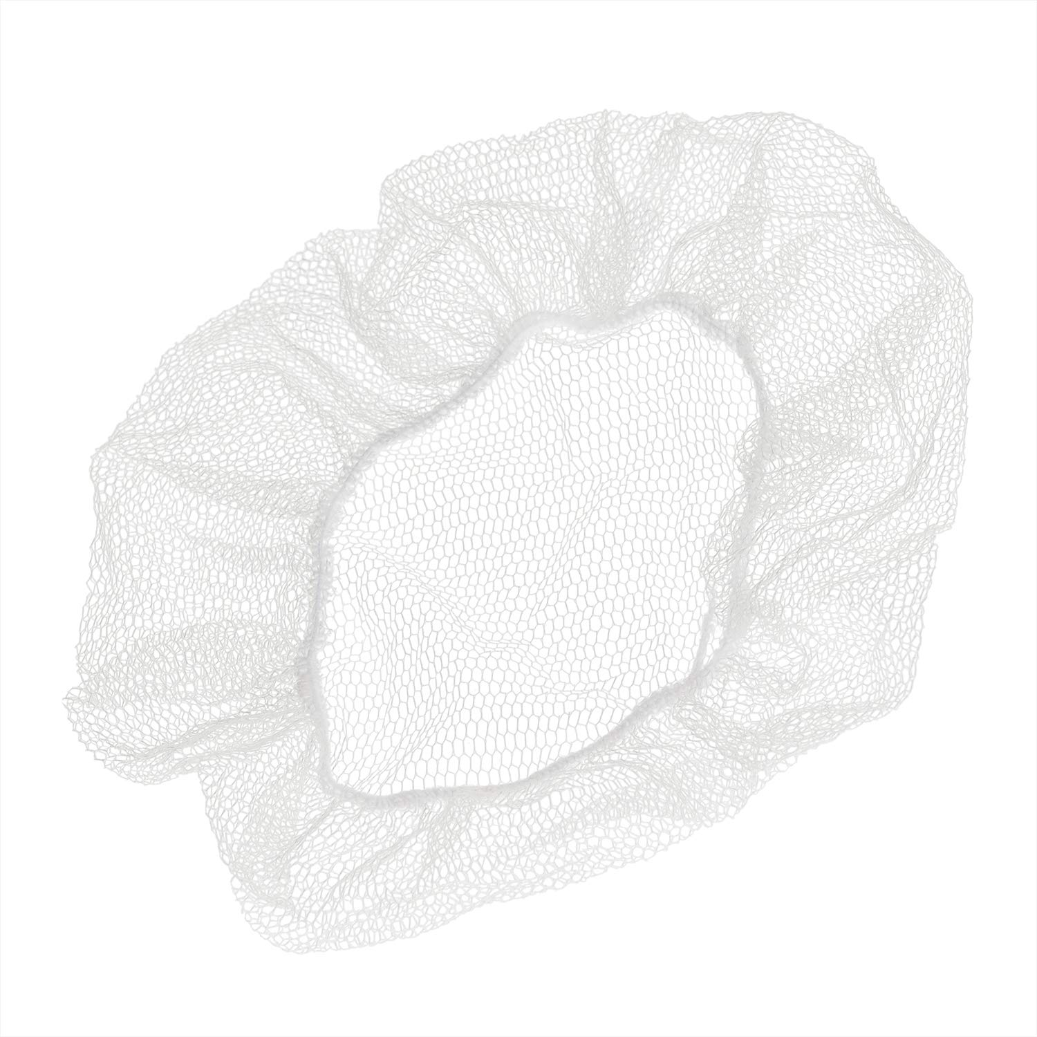 Royal 18 Inch White Disposable Koronet, Disposable and Latex Free, Package of 100