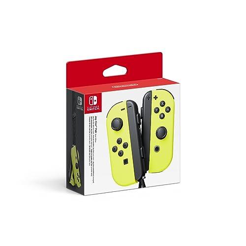 Nintendo Switch Joy-Con Controller Pair - Neon Yellow (Nintendo Switch)