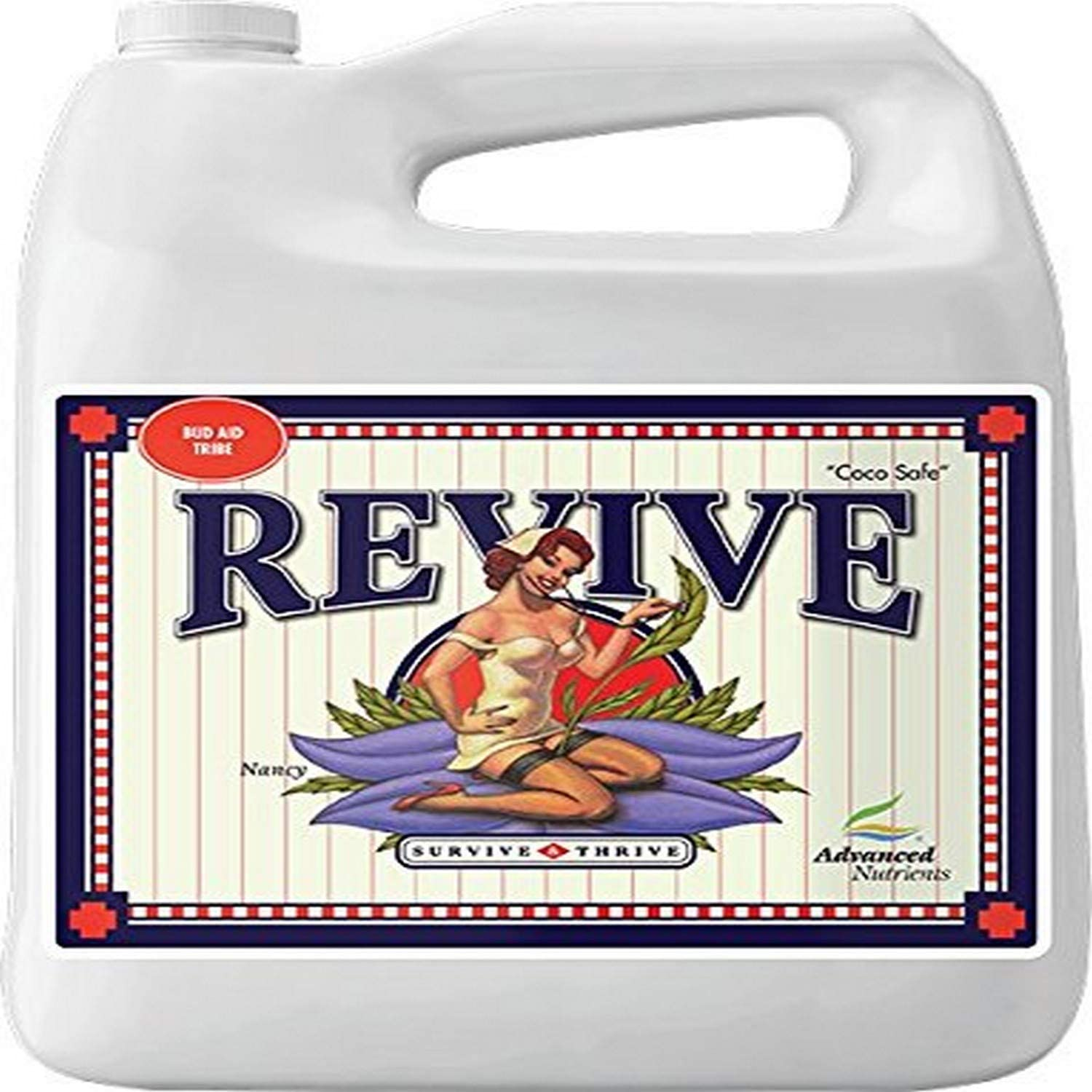 Advanced Nutrients 3950-15 Revive Fertilizer 4 Liter, Brown/A