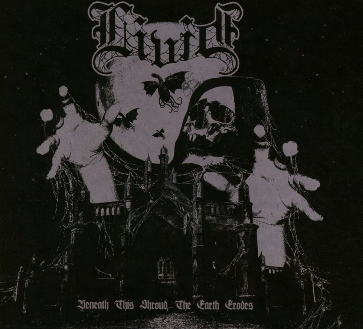 CD : Livid (Mn) - Beneath This Shroud, The Earth Erodes (CD)