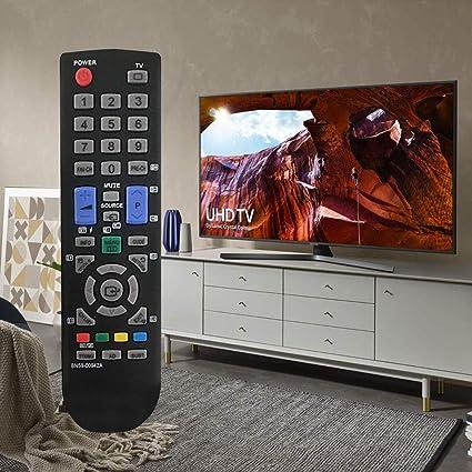 BN59-00942A Control Remoto reemplazo para Samsung Smart TV Mando a Distancia TV Samsung LE19B450C4W LE19B650T6W LA26C450E1.: Amazon.es: Electrónica
