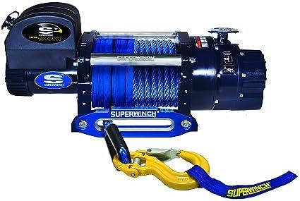 Amazon.com: Superwinch 1618201 Talon 18.0SR, 12 VDC winch, 18,000 lb on