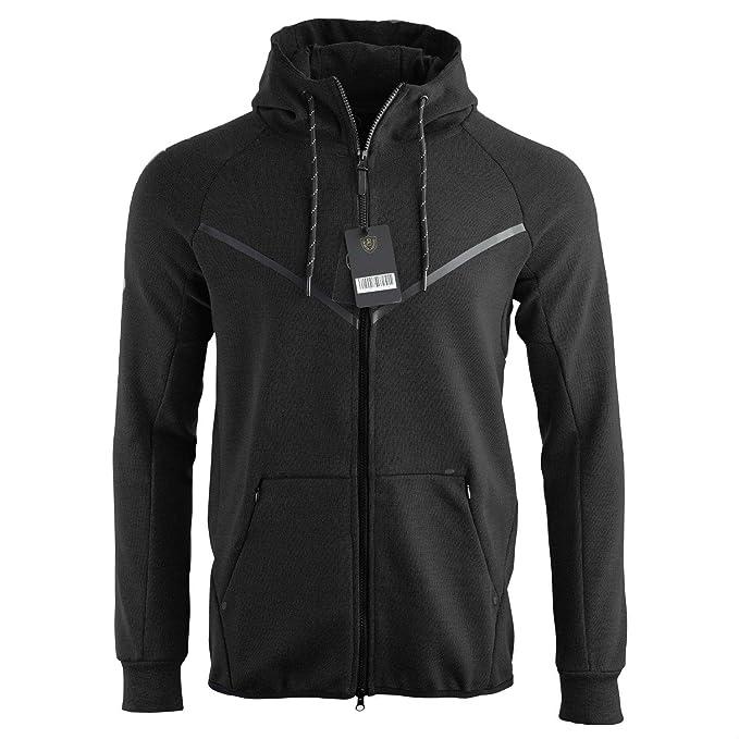 Amazon.com: Chaqueta con capucha de algodón con capucha para ...