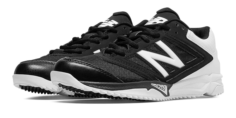 (ニューバランス) New Balance 靴シューズ レディースソフトボール Turf 4040v1 Black with White ブラック ホワイト US 6.5 (23.5cm) B014I8RIUE