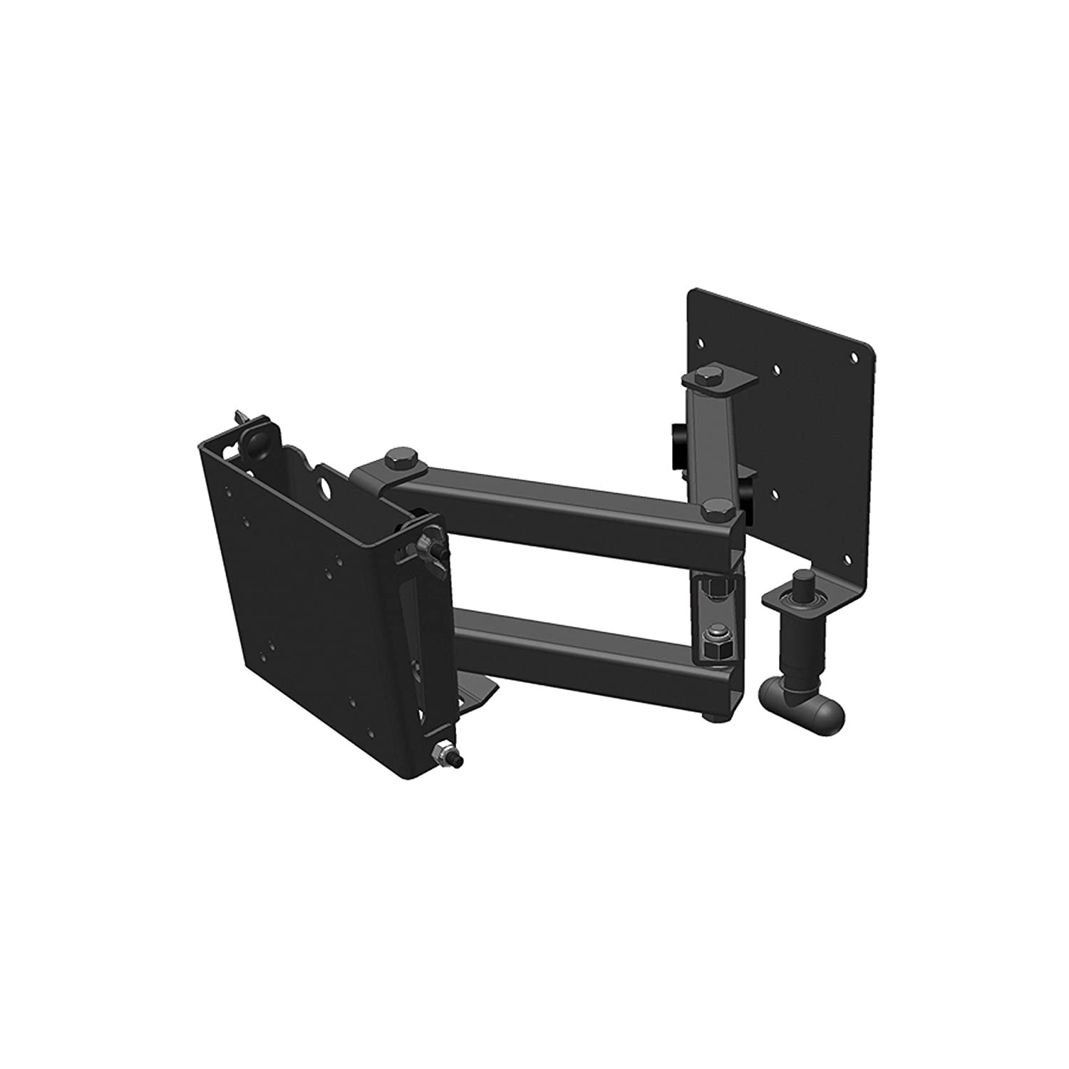 tv mounting brackets. amazon.com: morryde tv1-025h extending swivel tv wall mount - small: automotive tv mounting brackets