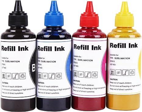 Amazon.com: Transferencia de Calor de tinta para impresora ...