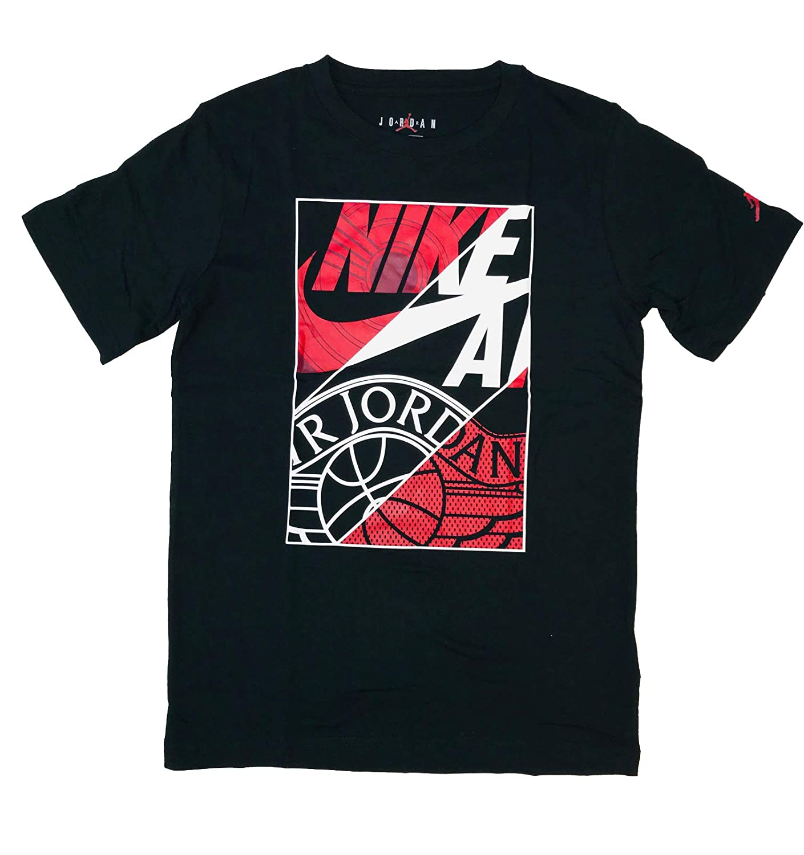 Air Jordan Big Boys Jumpman Dreams T-Shirt
