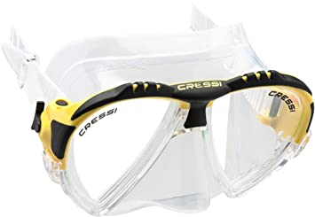 Cressi Matrix - Máscara de Buceo y Snorkeling: Amazon.es: Deportes