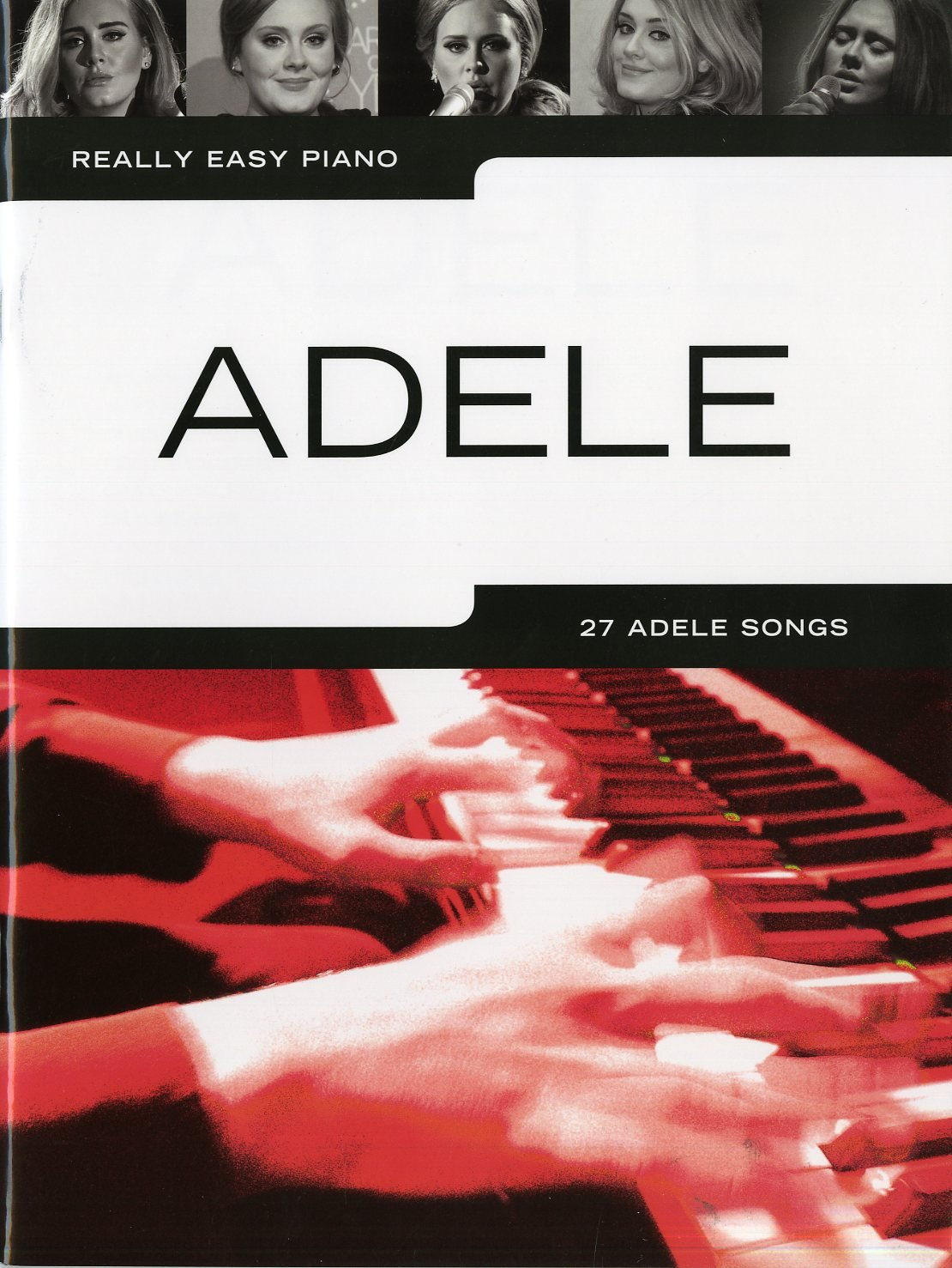 Really Easy Piano: Adele ebook