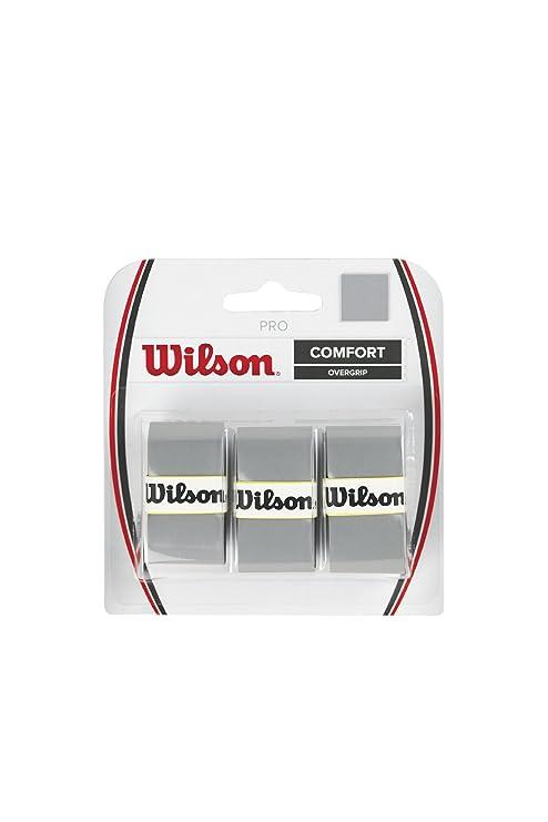 WILSON Pro OVERGRIP PK Overgrips Raqueta-Unisex, Rosa, NS: Amazon.es: Deportes y aire libre