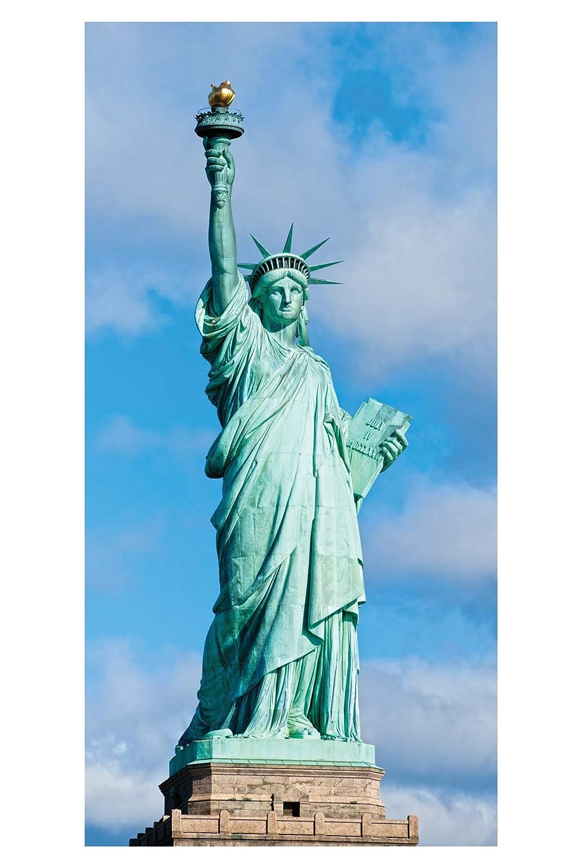 LimeWorks Drap de Bain Motif Statue de la Libert/é 70x140 cm New York City