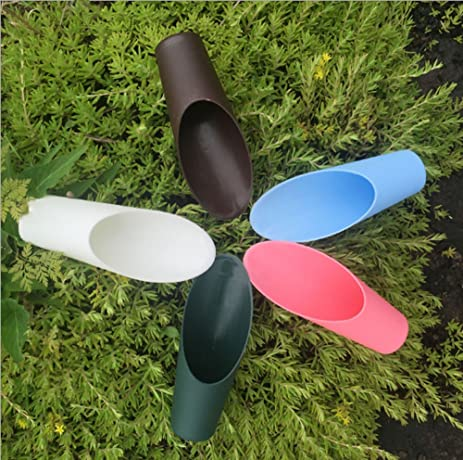 Tool Gadget 5Pcs Small Garden Colorful Plastic Shovel Utility Soil Scoop/ Gardening Tools/Succulent