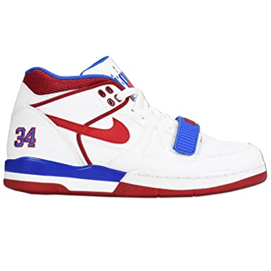 Nike Air Alpha Force II Charles Barkley Basketball shoes Sneaker white /  red / blue Current