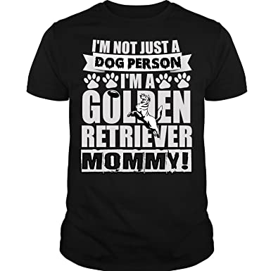 9443611bfa83 Amazon.com: I'm Not Just A Dog Person T Shirt, Dog Mom T Shirt: Clothing
