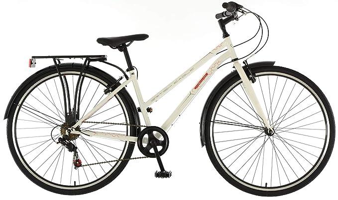 British Eagle Helix Step Through - Bicicleta híbrida para ...