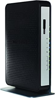 Amazon com: NETGEAR - N450 WiFi Cable Modem Router (CG3000D