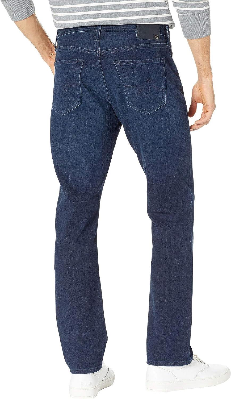 AG Adriano Goldschmied Mens The Everett Slim Straight Leg Tsy 360 Denim