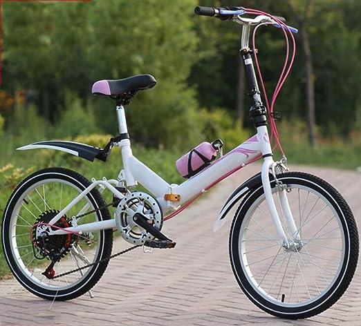 Bicicleta De Montaña Bicicleta Estudiante Coche 20 Pulgadas ...