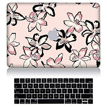 BEARJ - Carcasa rígida para MacBook Pro de 15
