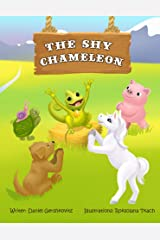 The Shy Chameleon (We Can Do Anything !) Kindle Edition