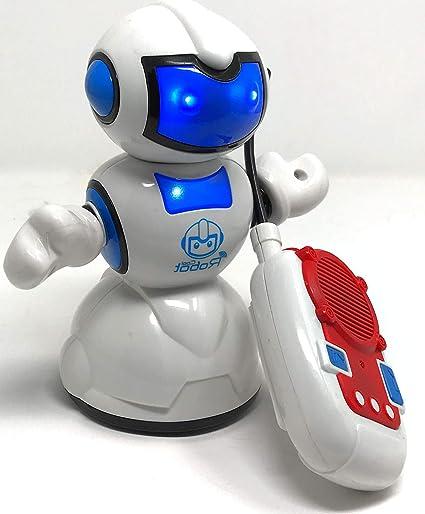 Amazon.com: Juguete de robot inteligente con mando a ...
