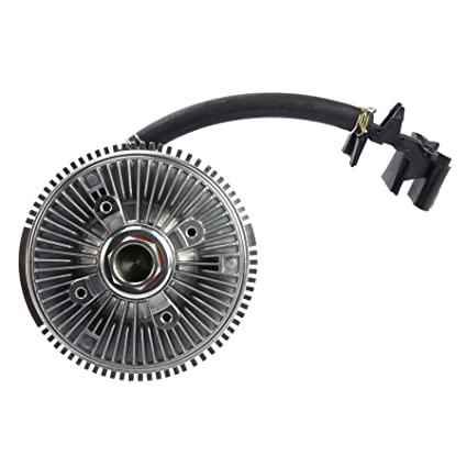 amazon com: orion motor tech cooling fan clutch electric radiator,  compatible with 2002-2007 chevy trailblazer and gmc envoy, replaces#  25790869: automotive