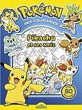 Mes coloriages - Pikachu et ses amis