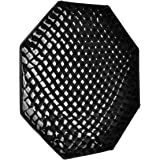 walimex pro Grid for Octagon Umbrella Softbox 90cm, 17174 (Softbox 90cm)