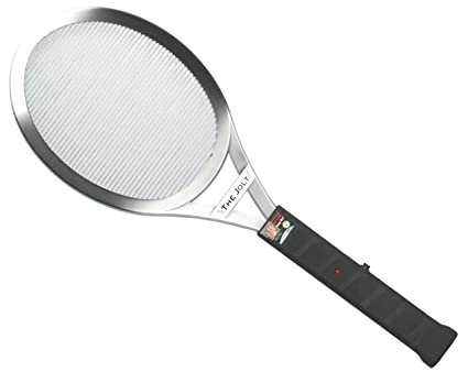Amazon.com: Jolt Bug Zapping Racket – Raqueta de alta ...