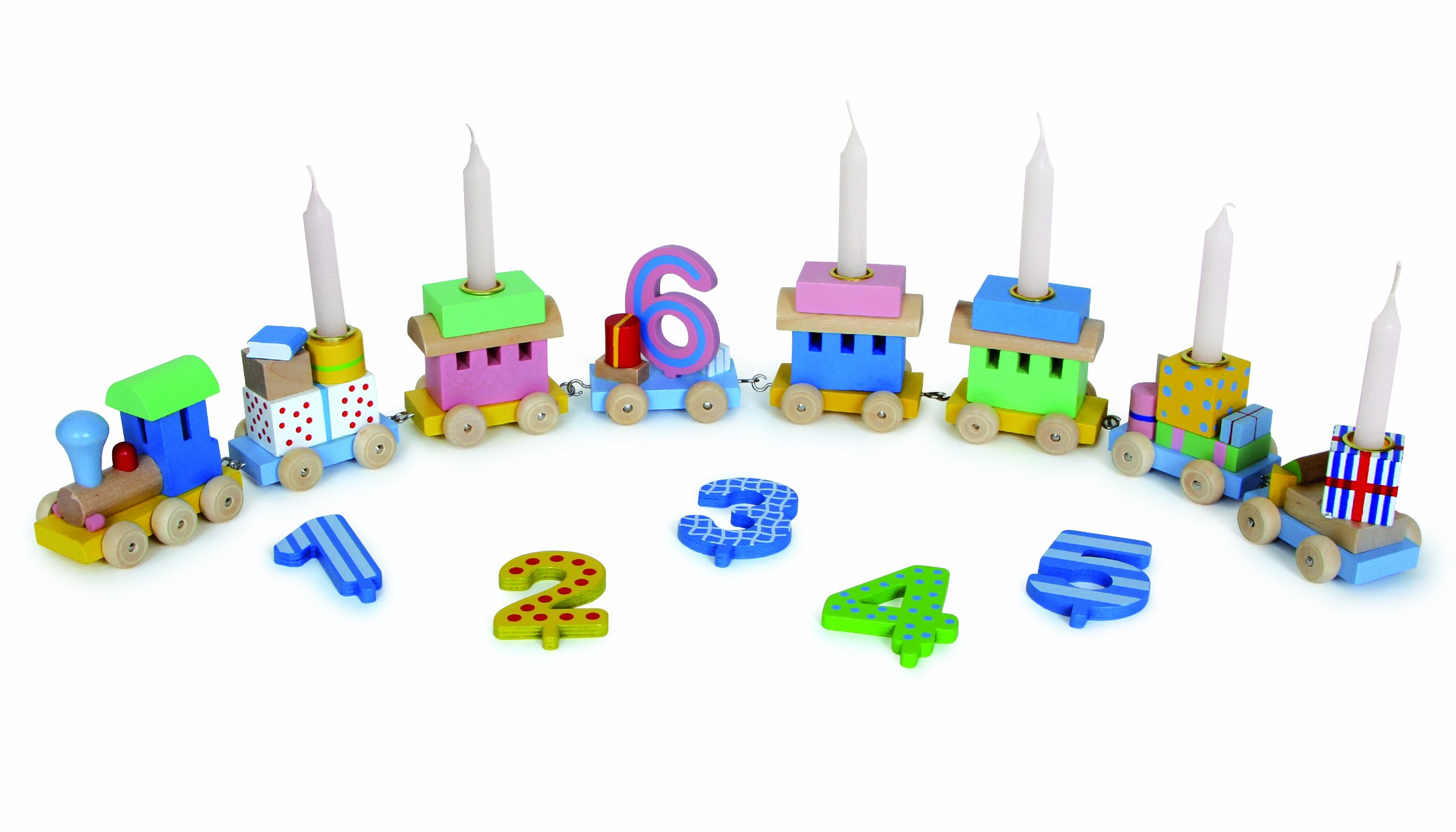 Goki Birthday Train with 7 Followers