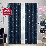 H.VERSAILTEX Blackout Curtains Kids Room Thermal