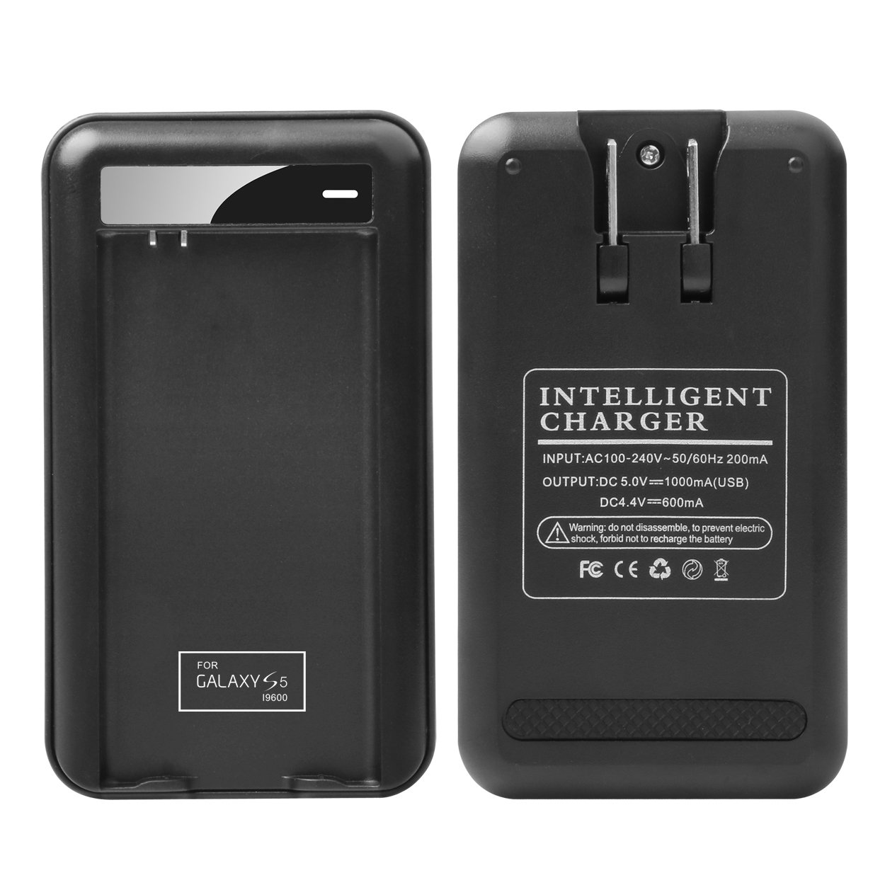 Bateria Celular Samsung Galaxy S5 Specialized Charger: Lrker Specialized Intelligent Portable USB Travel Charger para Sa