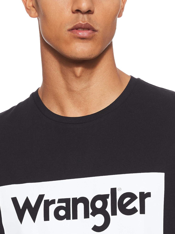 Wrangler Logo Tee T-Shirt Uomo