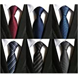 LOLONG ネクタイ 6本セット ビジネス用