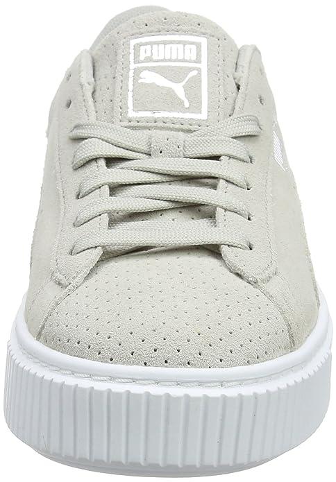 Platform Basses PerfSneakers Femme Puma Suede BshdQCxtr