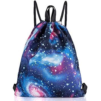 Amazon.com: vanfn bolsas de cordón, diseño creativo Gymsack ...