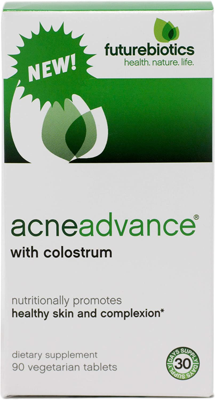 Futurebiotics AcneAdvance, 90 Vegetarian Tablets