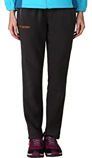 4081631050 Ecupper Womens Winter Thick Warm Jogging Pants Fleece Lined Trousers ...